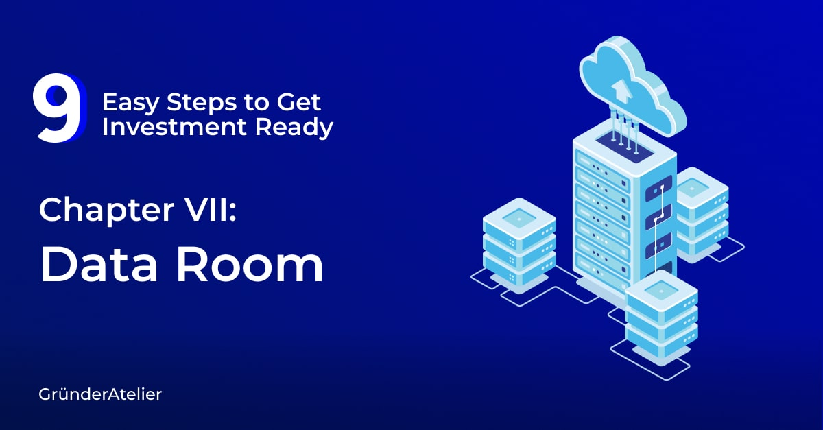 Data Room Cover
